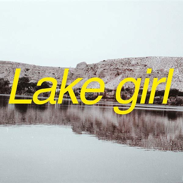 Lake Girl by Ana Martínez